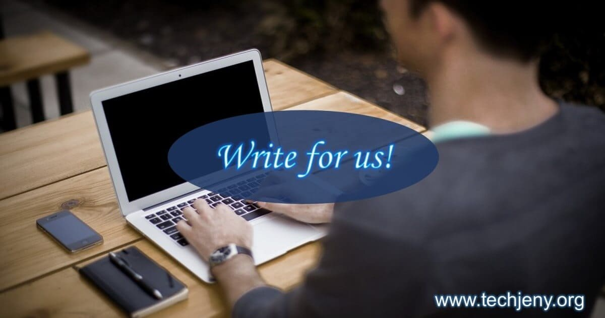 write for us techjeny blog