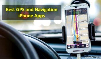 Best GPS Apps iPhone 2017