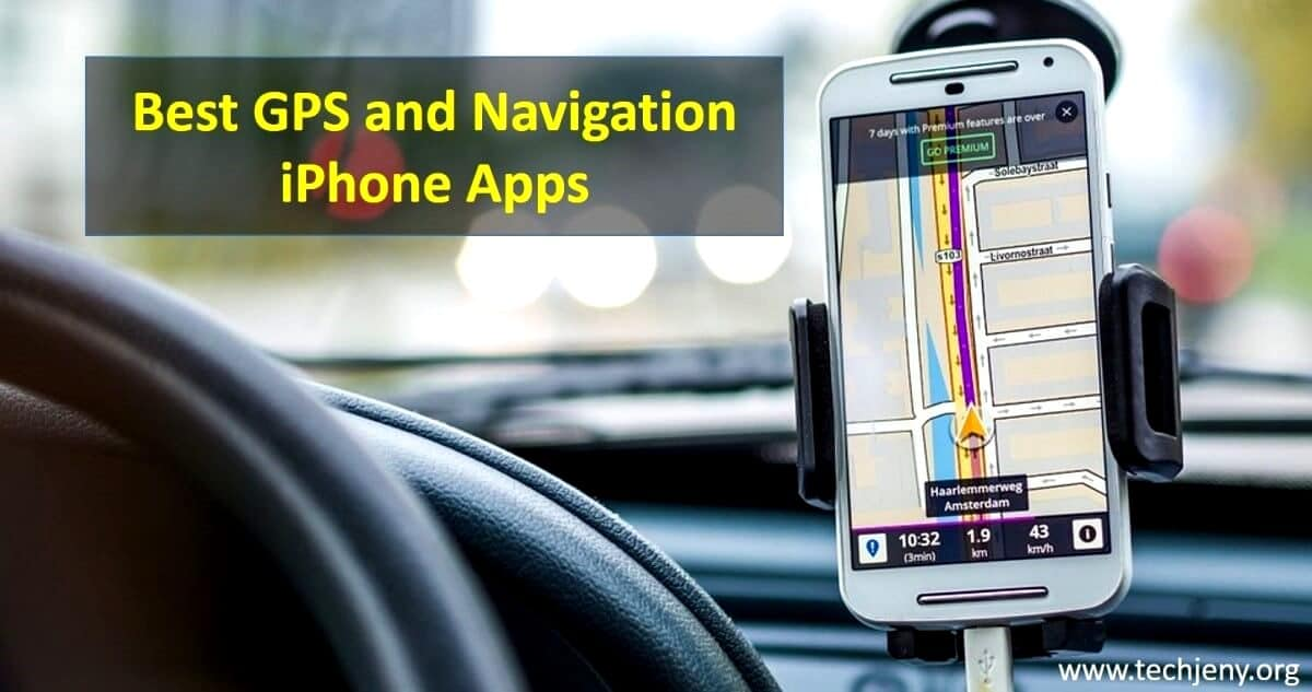 best navigation app for iphone 7 best gps and navigation app for iphone 2018 16674