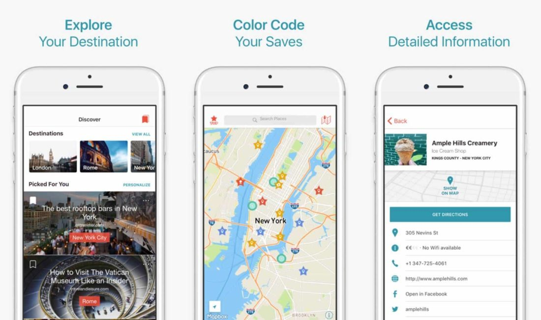CityMaps2Go Plan Trips, Travel Guide, Offline Map
