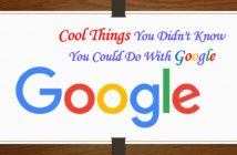 Cool Things You Didn't Know You Could Do With Google