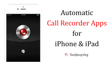Best Automatic Call Recorder App for iPhone and iPad