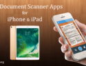 Best Document Scanner App for iPhone and iPad
