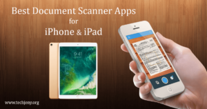 Best Scanner Apps for iPhone and iPad in 2018
