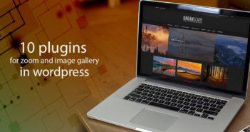 Top best WordPress Image Gallery Plugins 2018