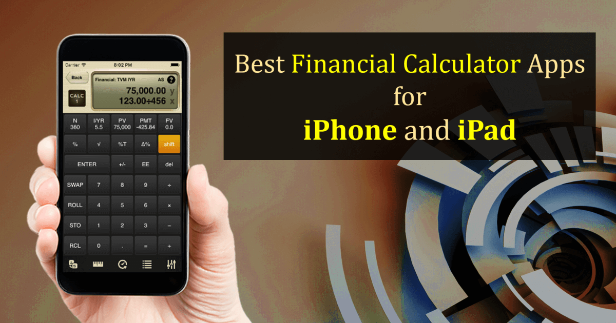 calculator app for iphone 5 best financial calculator app for iphone amp best 13716