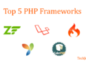 Top Best PHP Frameworks 2018