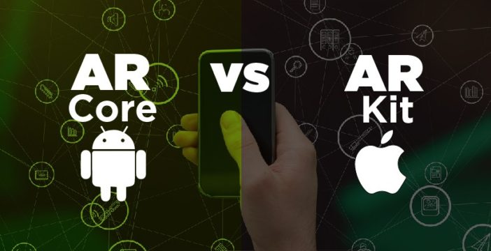 Google ARCore vs. Apple ARKit