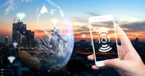 Internet of Things revolutionise commercial operations