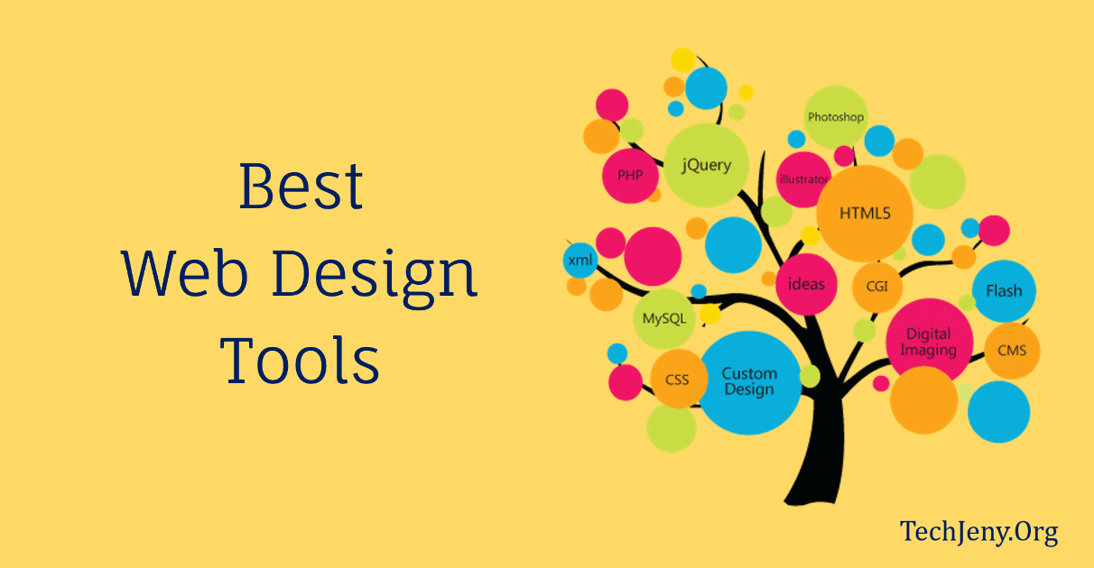 Top 9 Best Web Design Tools 2019 For Web Designers Techjeny