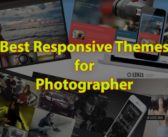 Best Responsive WordPress Themes for Photographers for 2018