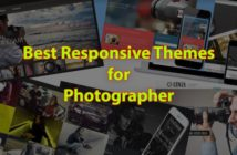 WordPress Themes for Photographer