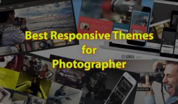 best WordPress themes for photographers 2018