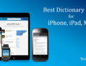 Best Dictionary Apps for iPhone