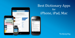 10 Best Dictionary App for Mac, iPhone and iPad