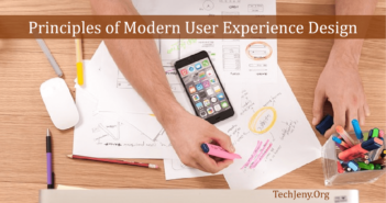 Modern User Experience Design Principles