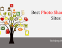 Best Photo Sharing Sites List 2018