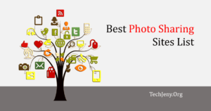 60+ Best Free Image Sharing Sites List in July 2018