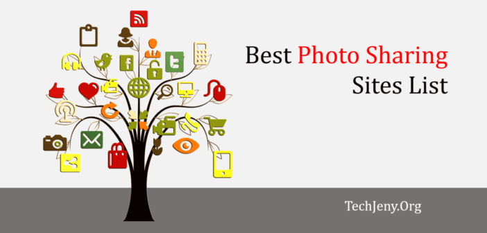 Best Free Image Sharing Sites List 2018