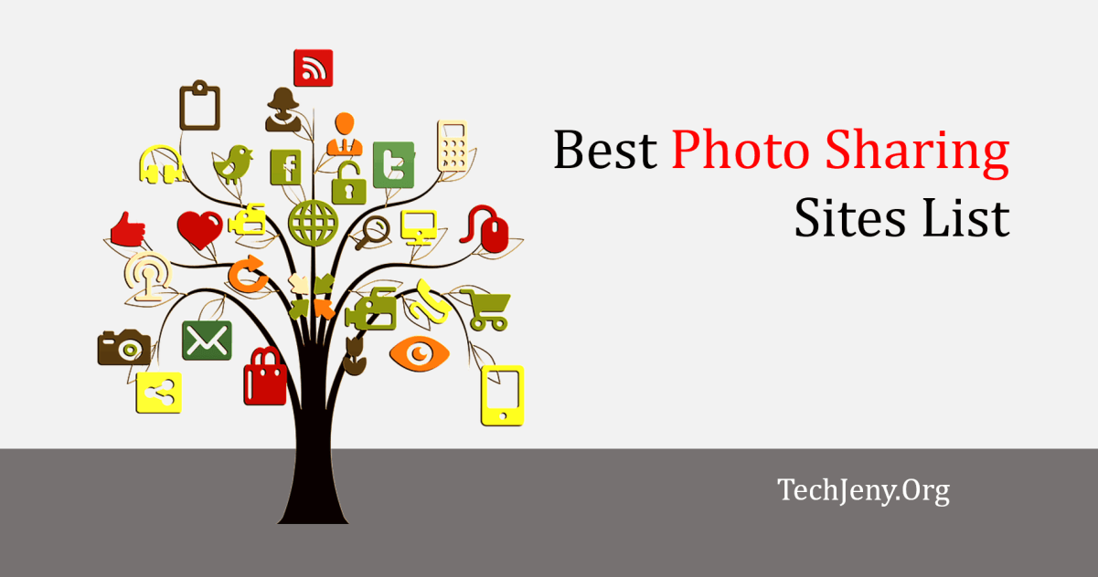 60 best free image sharing sites list in september 2018
