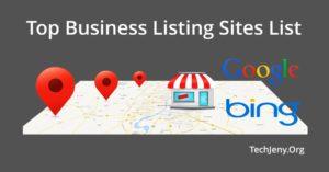 200+ Free Business Listing Sites USA, UK, Canada, Australia [July 2018]