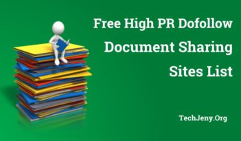 Best Free PDF Document Sharing Sites List 2018