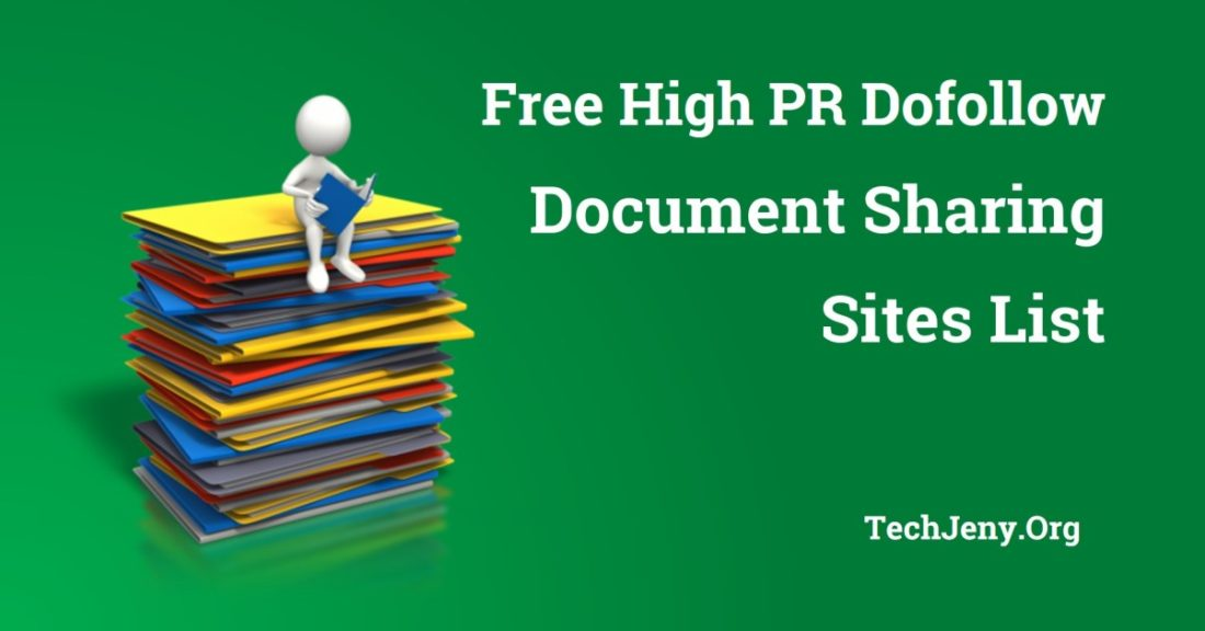 80 best free document sharing sites list updated in september 2018