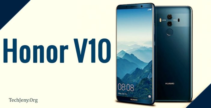 Honor V10 Features
