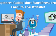 Move WordPress from Local to Live Website