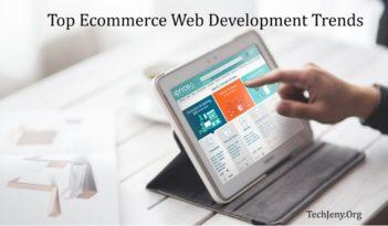 trends of ecommerce web development