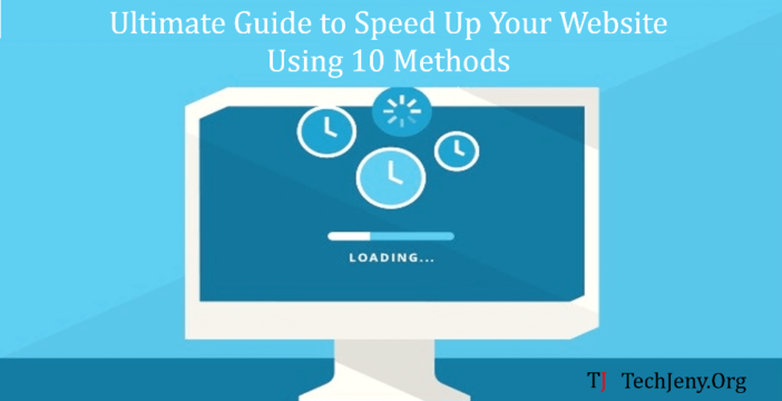 10 Tips to speeding up website