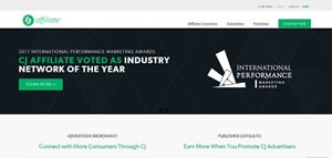 Commission Junction Affiliate Network