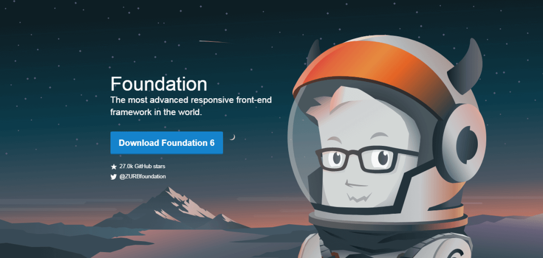 Foundation Best Responsive HTML5 Frameworks