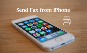 Best Fax App for iPhone to Send Fax From iPhone in 2018