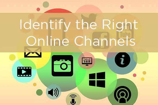 Identify online channels