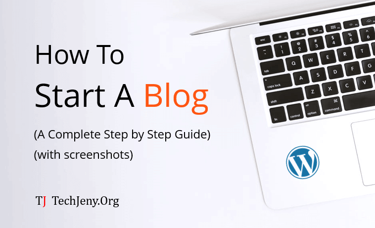 How to Create a WordPress Blog: Step By Step Guide With Screenshots