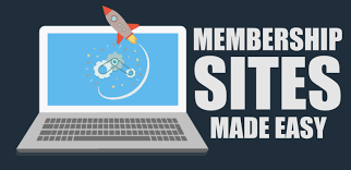 Earn Money using Membership Sites