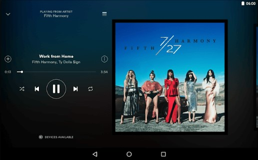 spotify modded apk download