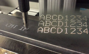 Dot Peen Marking Systems in Product Manufacturing Process