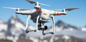 Forward-Looking Investments In Drones