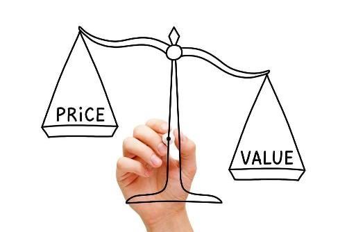 Consider the Price